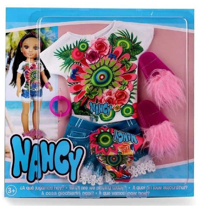 Comprar Ropa Muñeca Nancy Luxury Tropic