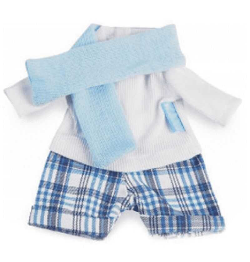 Comprar Ropa Muñeco Nenuco Traje azul