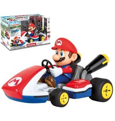 Comprar Coche Radio Control Mario Kart con Sonidos