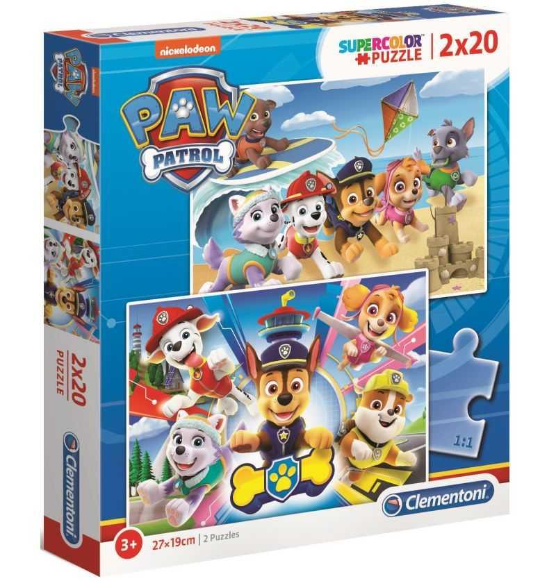 Comprar Puzzles de 20 piezas Patrulla Canina