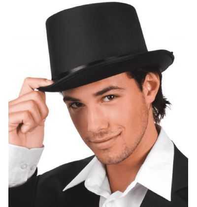 Comprar Sombrero Copa Adulto Chistera