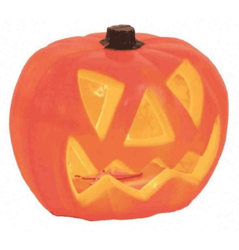 Comprar Calabaza con luz Decoración Halloween