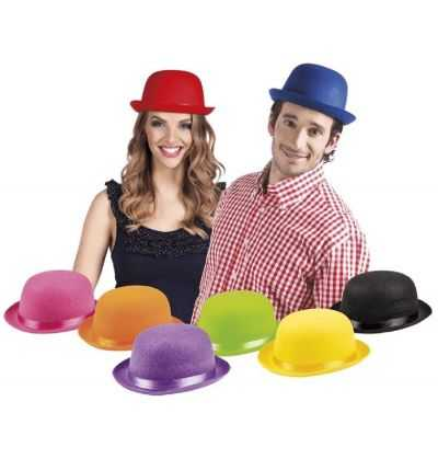 Comprar Sombrero adulto tipo Bombín Carnaval
