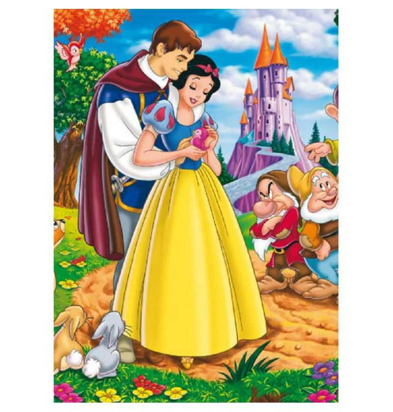 Comprar Puzles Progresivos Blancanieves Princesas