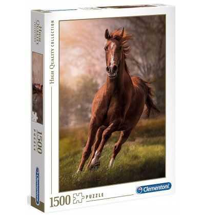Comprar Puzle 1500 El Caballo, un Equino