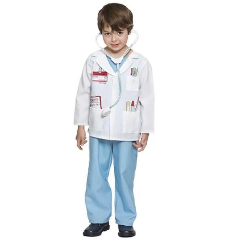 Comprar Disfraz Doctor Medico infantil