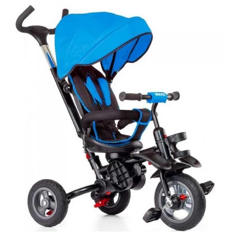 Comprar Triciclo Urban Trike Plegable Azul