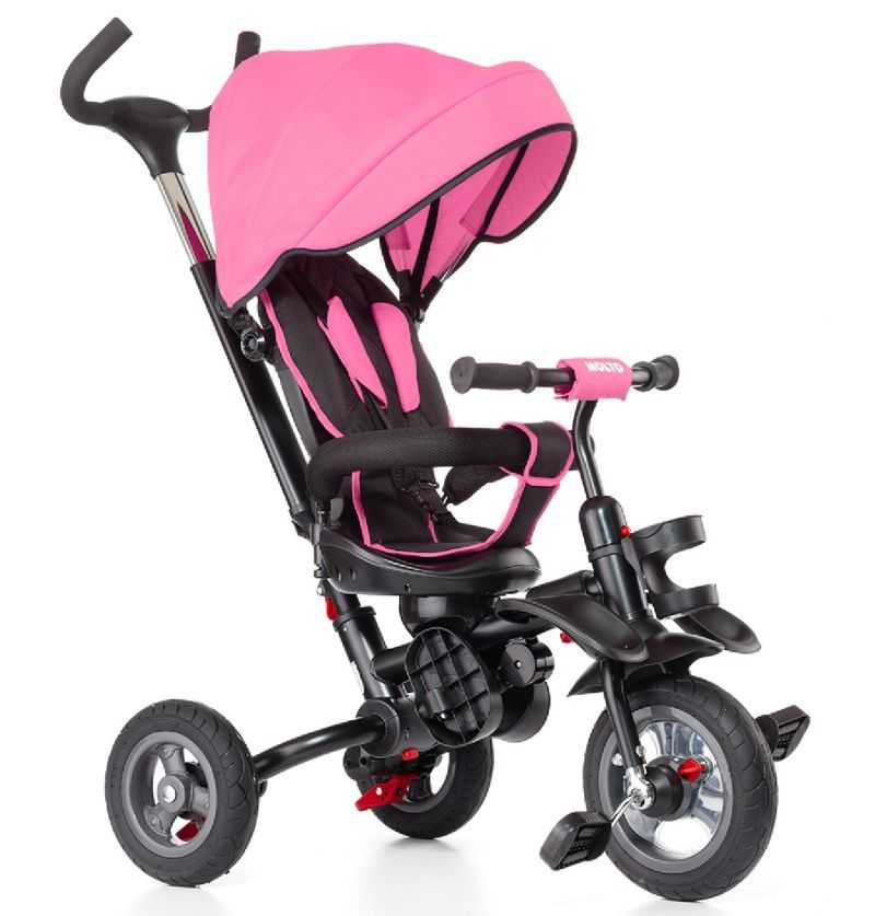 Comprar Triciclo Urban Trike Plegable Rosa