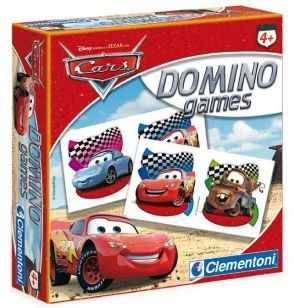 Comprar Juego Domino Cars Disney