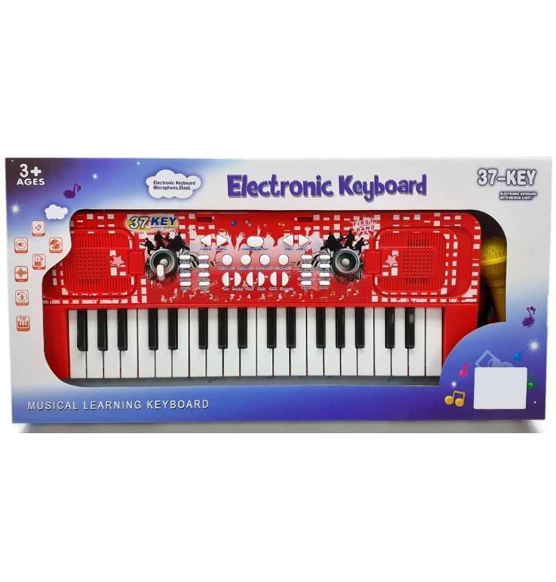 Comprar Órgano Musical Infantil Rojo