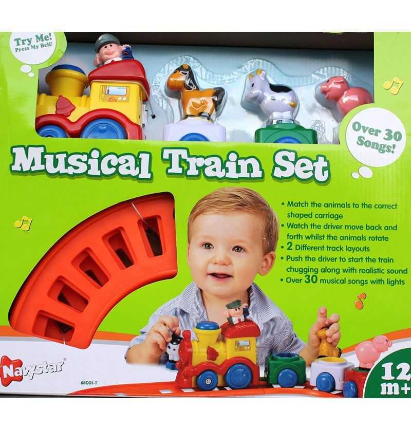 Comprar Tren Infantil Musical primera edad