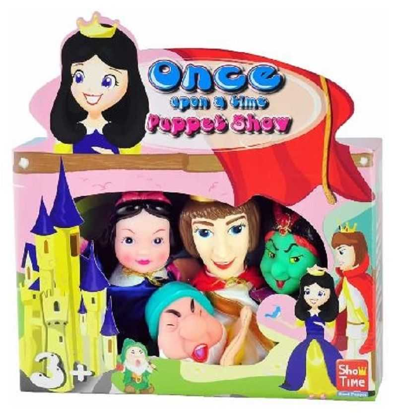 Comprar Marionetas de Mano Blancanieves