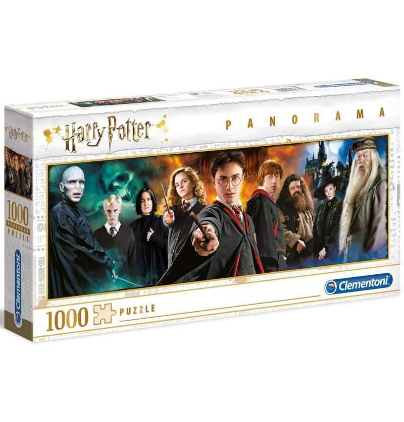 Comprar Puzzle 1000 Piezas Harry Potter