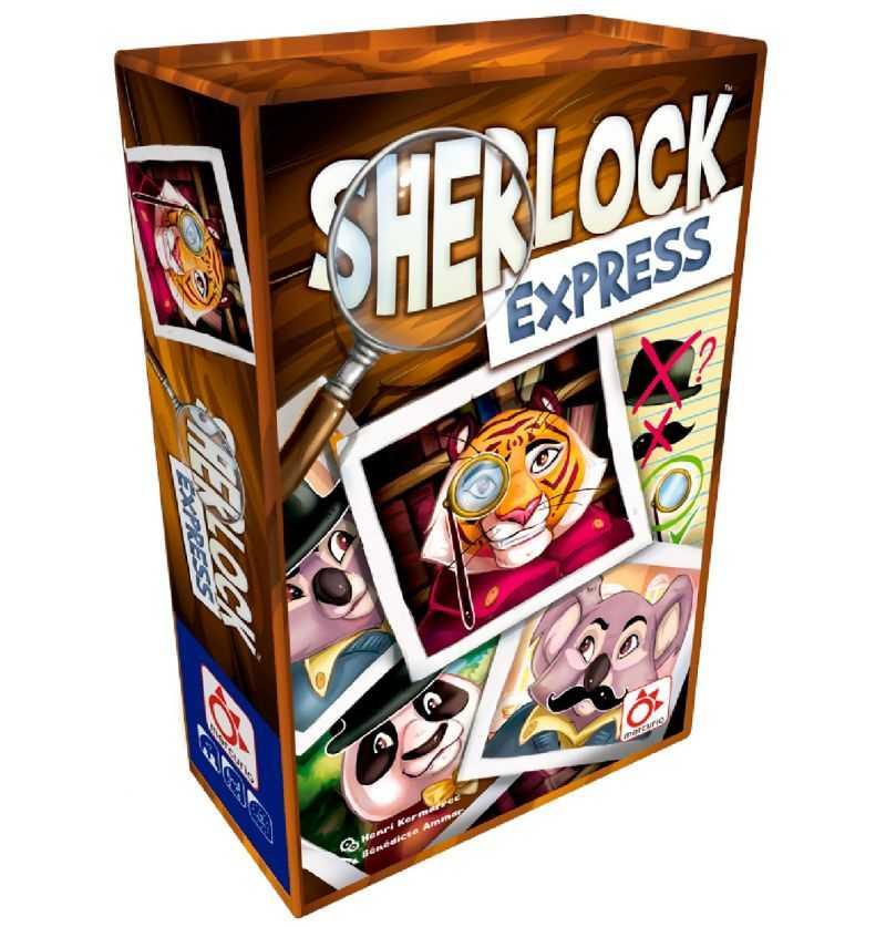 Comprar Juego de Mesa Sherlock Express