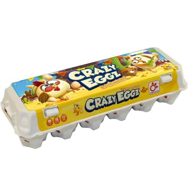 Comprar Juego de Mesa Crazy Eggz
