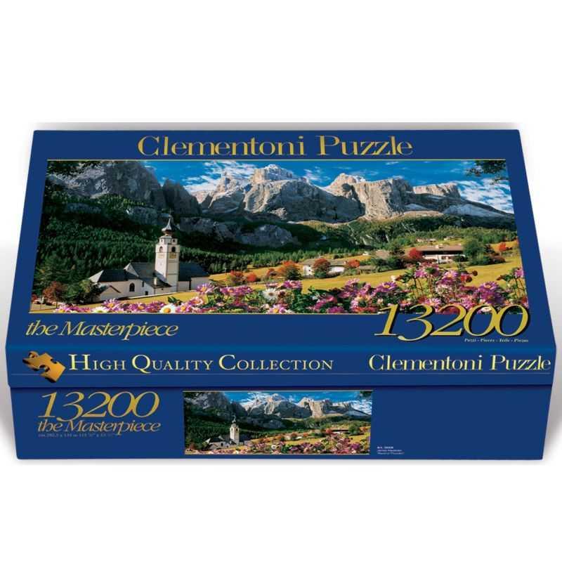 Comprar Puzzle 13200 Piezas montañas Dolomitas