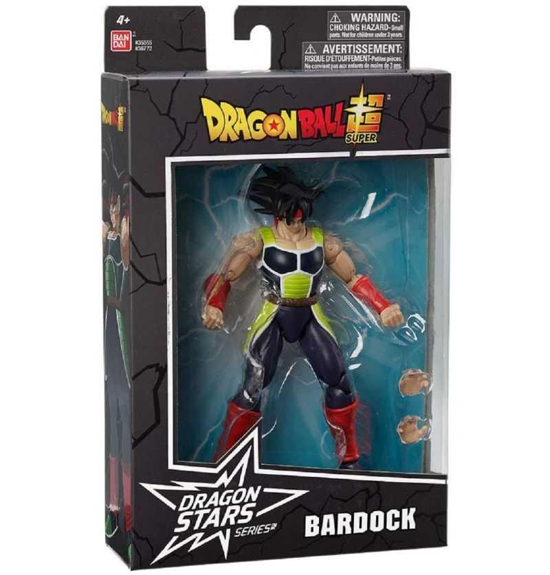 Comprar Figura Dragon Ball Luxe Bardock serie Dragon Start