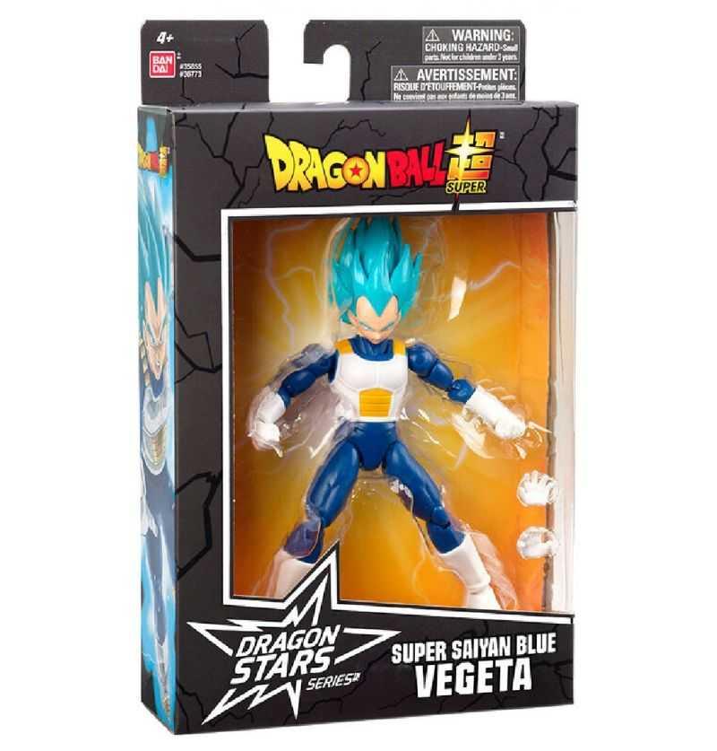 Comprar Figura Dragon Ball Luxe Super Saiyan Azul Vegeta