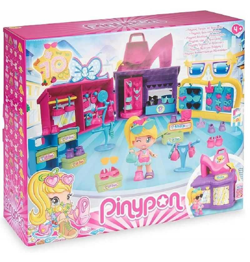 Comprar Tienda de Accesorios Muñecas Pinypon
