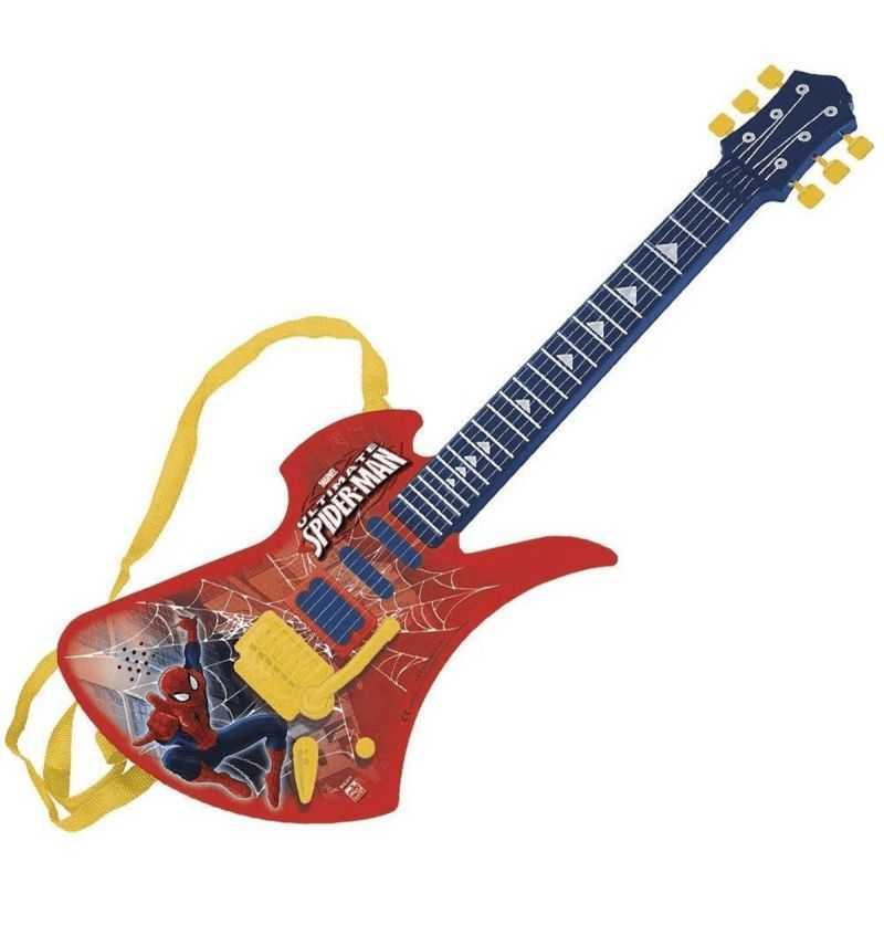 Comprar Guitarra Infantil de tu héroe Spiderman