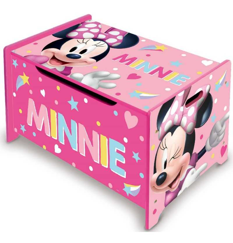 Comprar Juguetero de Madera Infantil Minnie Disney