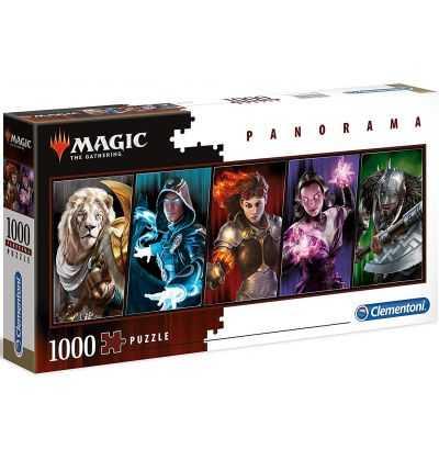 Comprar Puzzle 1000 Piezas Magic The Gathering Panorámico