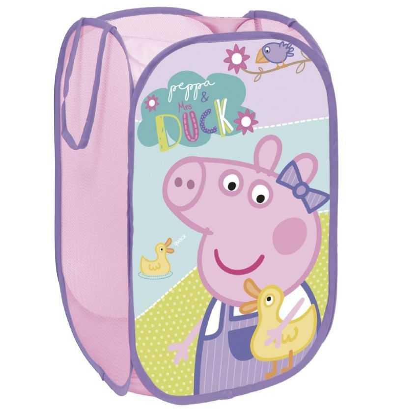Comprar Contenedor Juguetero Infantil Peppa Pig