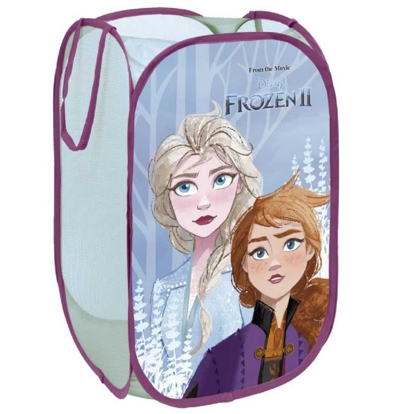 Comprar Contenedor Juguetero Infantil Princesas Frozen Disney