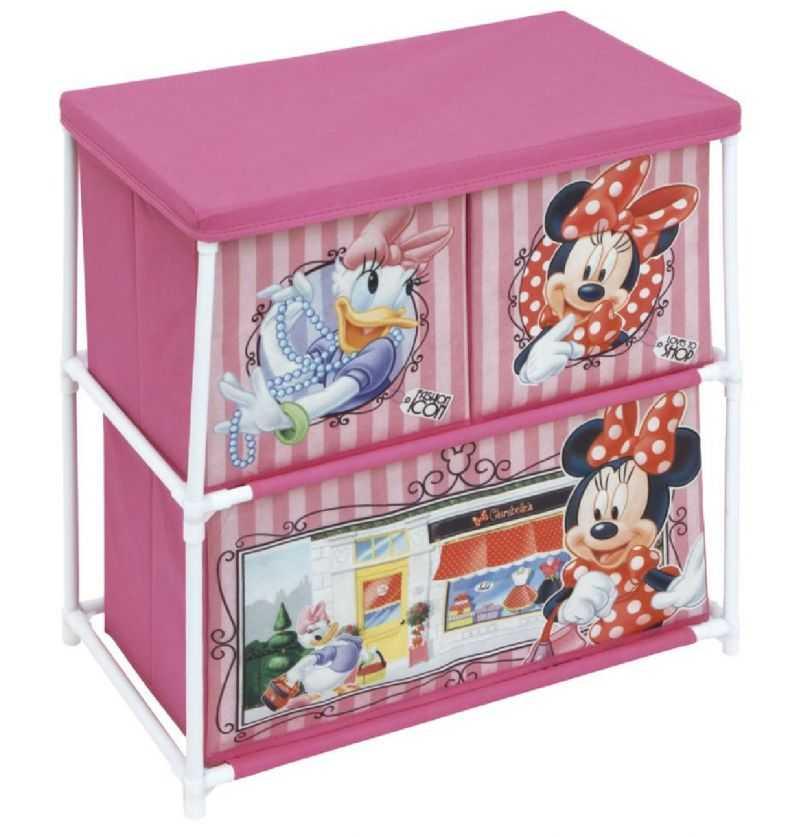 Comprar Estantería Juguetero Infantil Minnie Mouse Disney