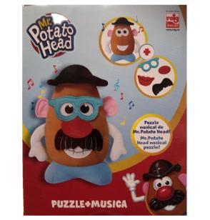 Comprar Peluche con Melodías Mr. Potato de Playskool