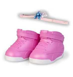 Comprar Zapatos Botas Rosa Muñeco Nenuco