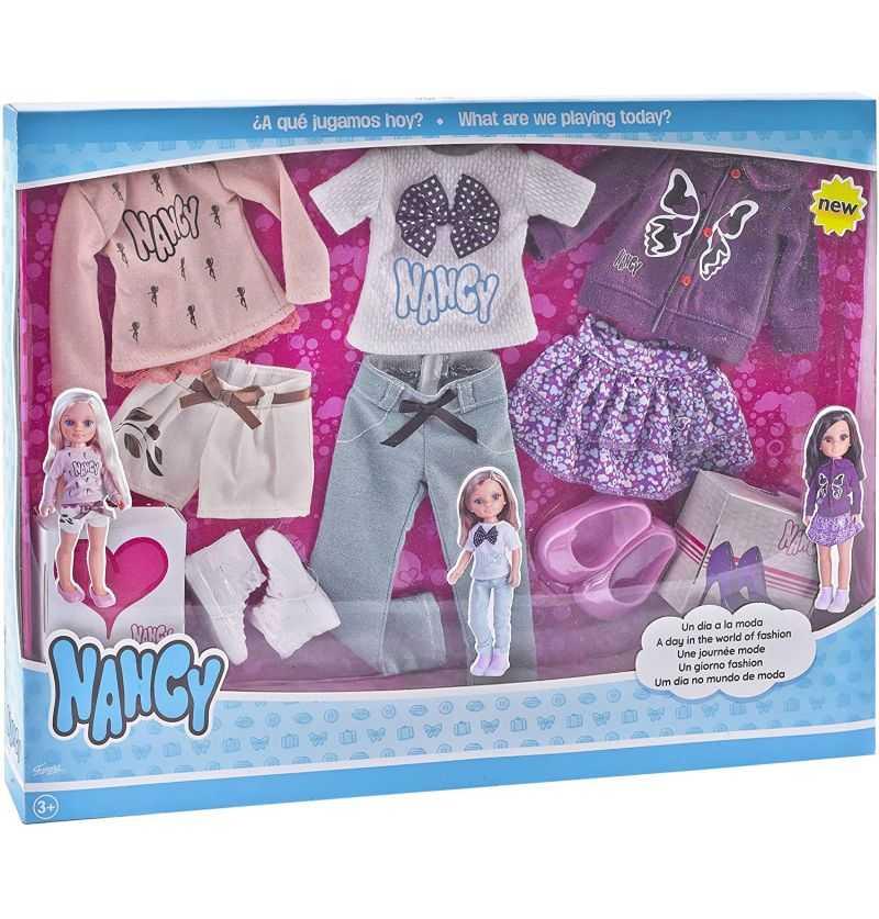 Comprar vestidos Muñeca Nancy un día a la Moda