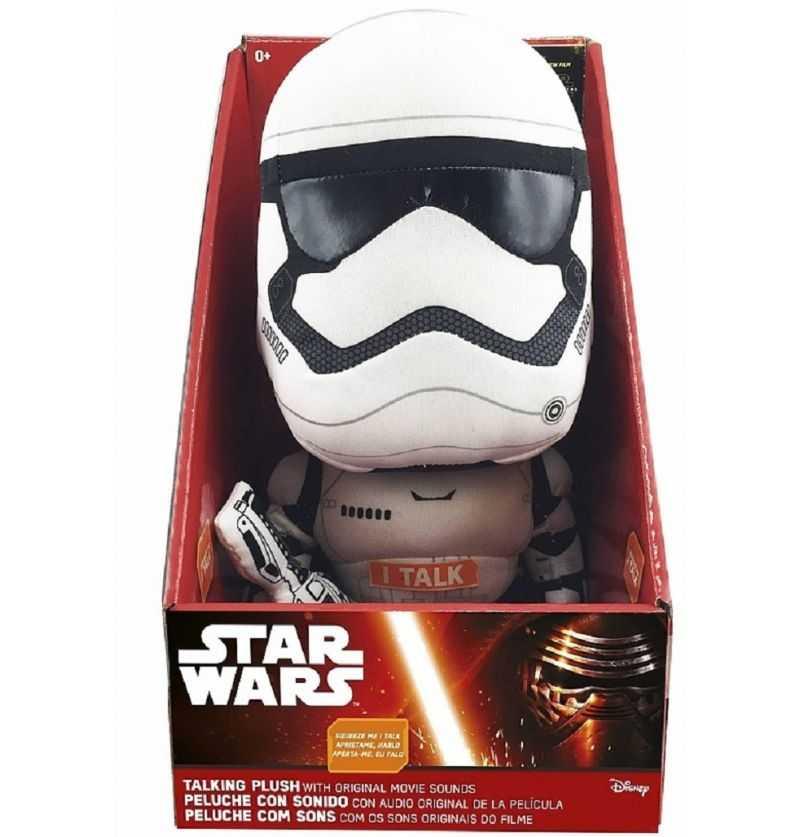 Comprar Peluche Stormtrooper Star Wars El Despertar de la Fuerza