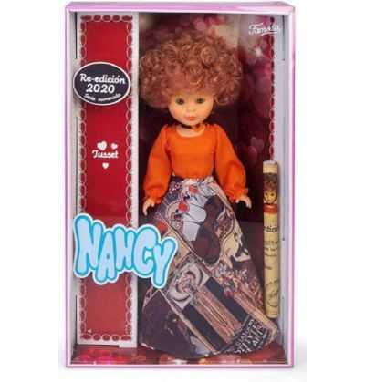 Comprar Muñeca Nancy Colección Reedición Tusset - Tuset 1975