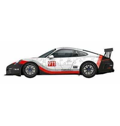 Comprar Puzzle 3D Porsche 911 GT3 Cup - Ravensburger