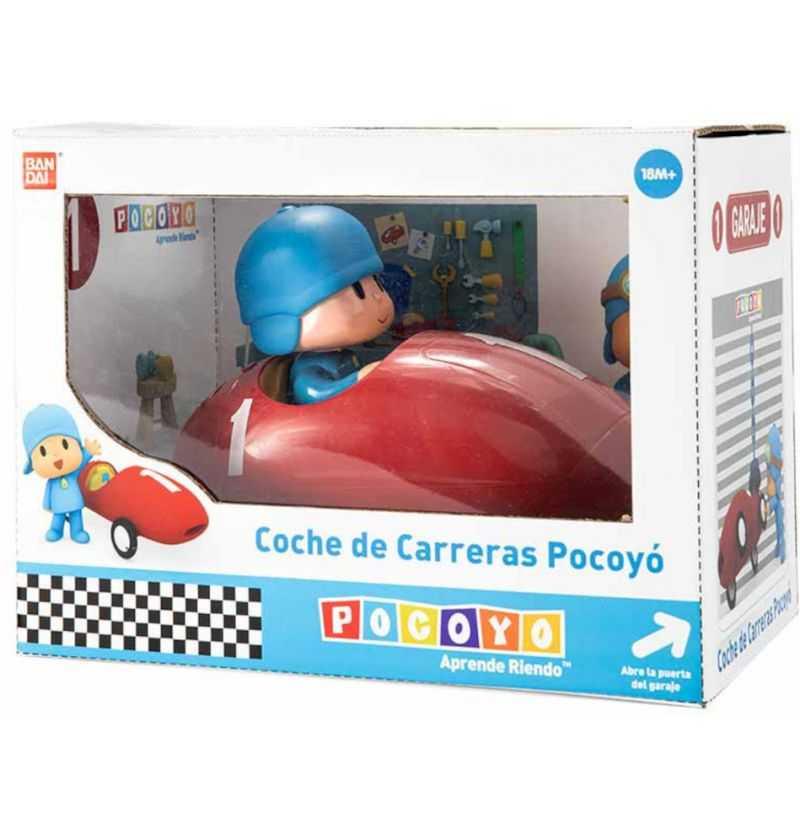 Comprar Coche de Carreras Pocoyo