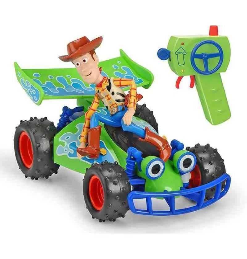 Comprar coche Buggy Radio Control Woody - Toy Story