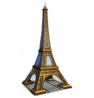 Comprar Puzzle tres Dimensiones Torre Eiffel