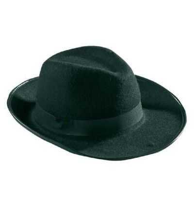 Comprar Sombrero Gánster Negro