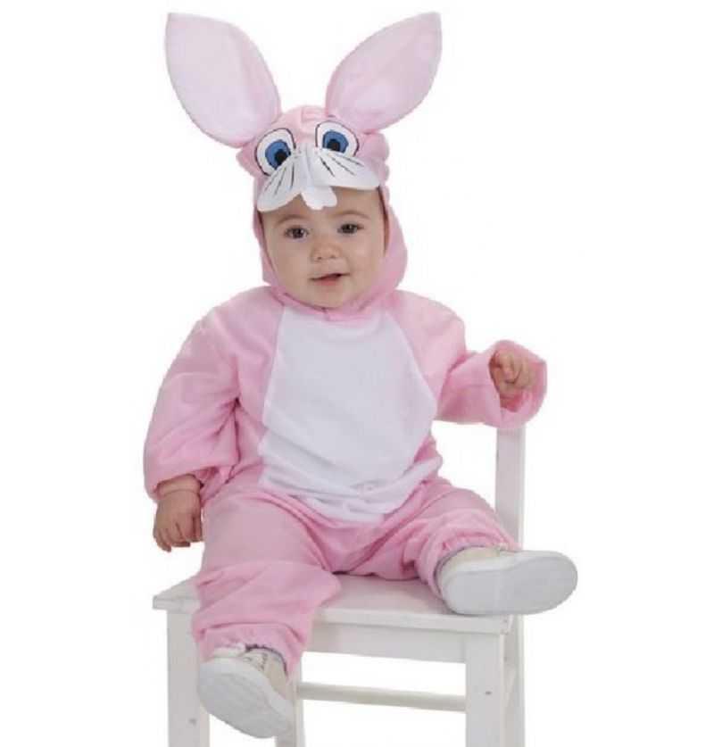 Comprar Disfraz de Conejita Rosa bebe
