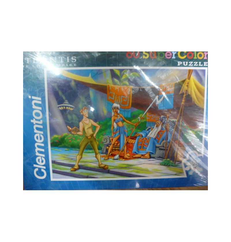 Puzzle 60 Piezas Atlantis