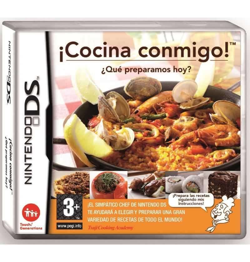 Comprar Juego consola Nintendo Nds Cocina Conmigo