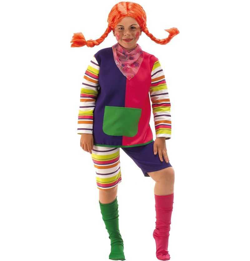 Comprar Disfraz Pipi Calzaslargas Infantil