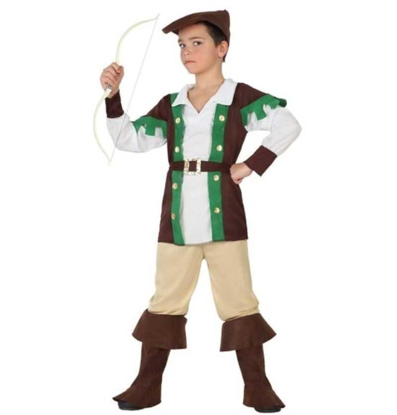Comprar Disfraz Robin de los Bosques Infantil