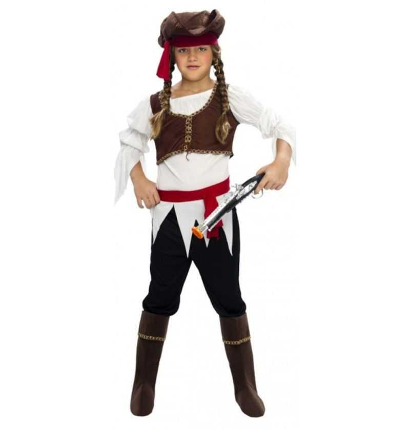 Comprar Disfraz Pirata Niña