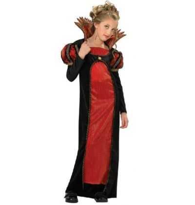 Comprar Disfraz Vampiresa Scarlett Infantil Halloween Talla M