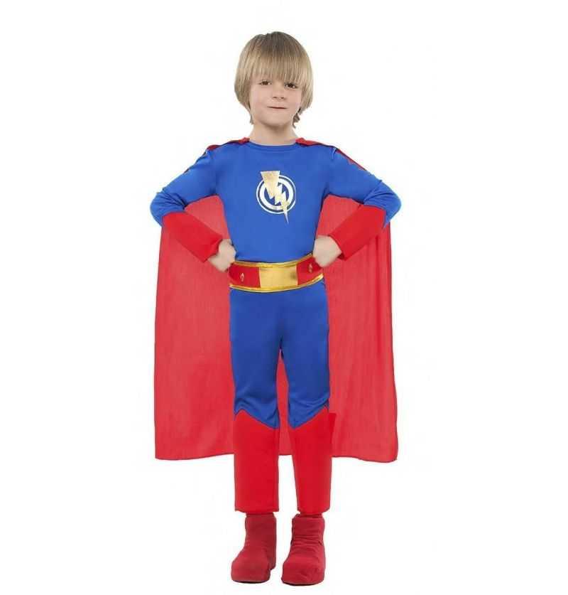 Comprar Disfraz Infantil Super Héroe
