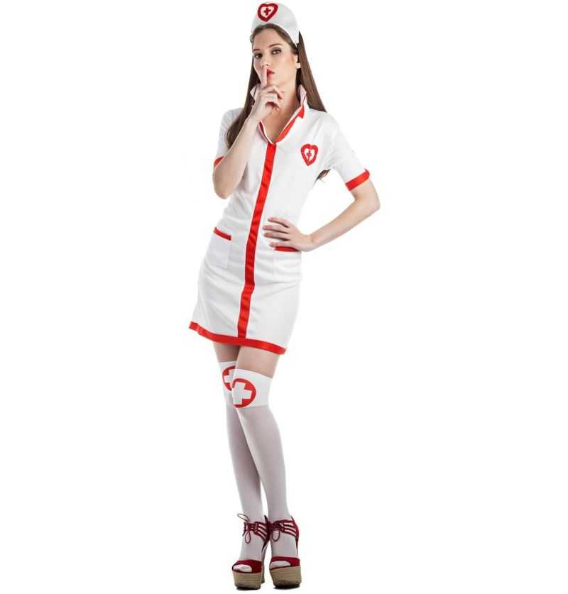 Comprar Disfraz Enfermera