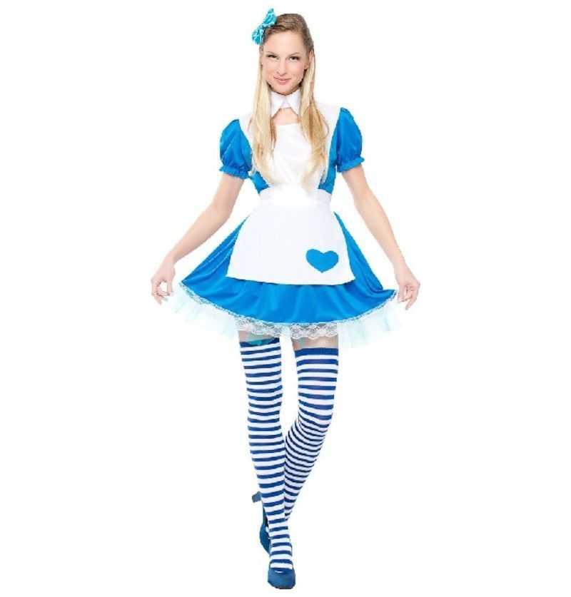 Comprar Disfraz Alicia en el País de las Maravillas Adulto