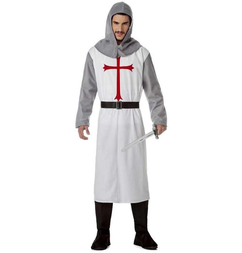 Comprar Disfraz Cruzado Medieval Adulto